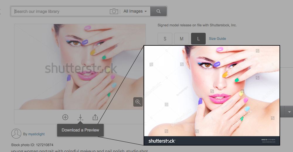 About the Updated Watermark - Shutterstock Contributor Support and FAQs